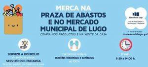 Praza de abastos de Lugo