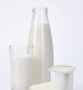 Leche y yogur